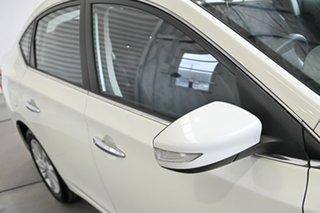 2016 Nissan Pulsar B17 Series 2 ST White 1 Speed Constant Variable Sedan.