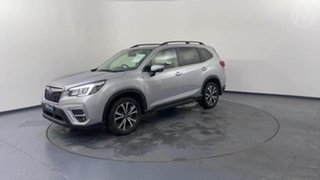 2019 Subaru Forester S5 MY19 2.5i Premium CVT AWD Ice Silver Metallic 7 Speed Constant Variable