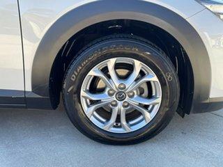 2015 Mazda CX-3 DK2W7A Maxx SKYACTIV-Drive White 6 Speed Sports Automatic Wagon