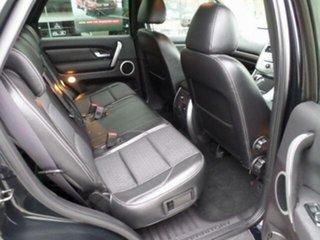 2016 Ford Territory SZ MK2 TS (RWD) Black 6 Speed Automatic Wagon