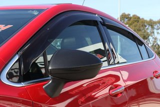 2018 Holden Astra BL MY18 LTZ Absolute Red 6 Speed Sports Automatic Sedan