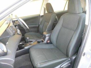 2016 Toyota RAV4 ZSA42R GX Silver 6 Speed Constant Variable Wagon