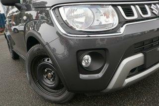 2021 Suzuki Ignis MF Series II GL Mineral Grey 1 Speed Constant Variable Hatchback.