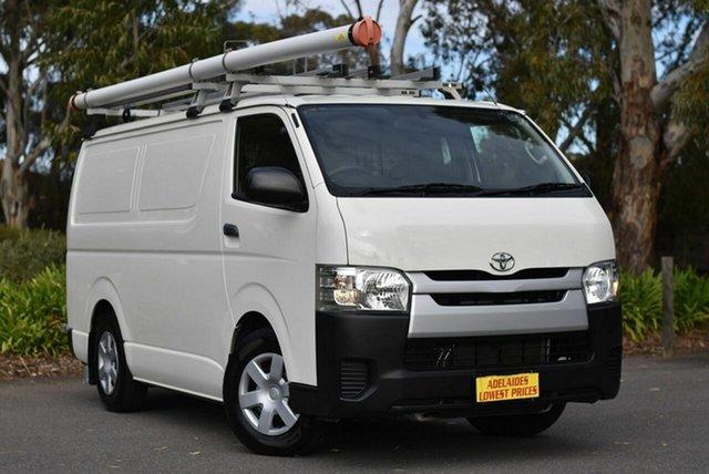 Used Toyota HiAce KDH201R LWB Melrose Park, 2017 Toyota HiAce KDH201R LWB White 4 Speed Automatic Van