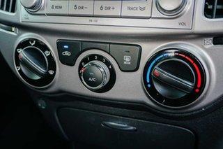 2015 Hyundai i20 PB MY15 Active Silver 4 Speed Automatic Hatchback