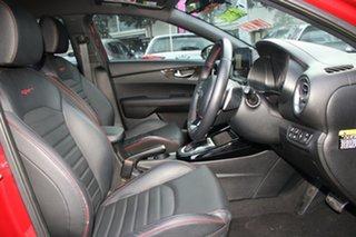 2019 Kia Cerato BD MY19 GT DCT Red 7 Speed Sports Automatic Dual Clutch Sedan