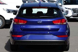 2021 Hyundai i30 PD.V4 MY21 Blue 6 Speed Sports Automatic Hatchback.