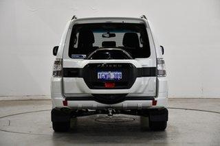 2019 Mitsubishi Pajero NX MY19 GLX Warm White 5 Speed Sports Automatic Wagon