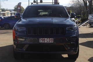 2020 Jeep Grand Cherokee WK MY20 S-Limited Blue 8 Speed Sports Automatic Wagon.