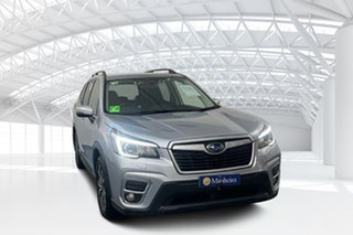 2019 Subaru Forester S5 MY19 2.5i Premium CVT AWD Ice Silver Metallic 7 Speed Constant Variable.