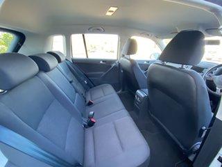 2015 Volkswagen Tiguan 5N MY15 118TSI 2WD Pure White 6 Speed Manual Wagon