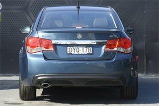 2014 Holden Cruze JH Series II MY14 SRi Z Series Turquoise 6 Speed Sports Automatic Sedan