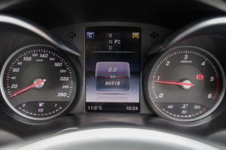 2016 Mercedes-Benz C-Class W205 807MY C200 d 7G-Tronic + Cavansite Blue 7 Speed Sports Automatic