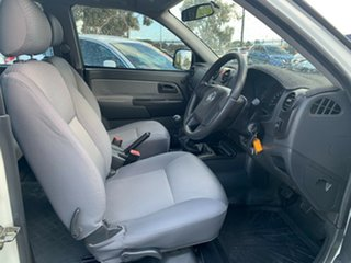 2007 Holden Rodeo RA MY07 LX Crew Cab White 5 Speed Manual Utility
