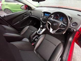 2011 Holden Cruze JH Series II MY11 SRi Red 6 Speed Sports Automatic Sedan