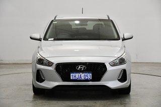 2018 Hyundai i30 PD MY18 Go Silver 6 Speed Sports Automatic Hatchback.