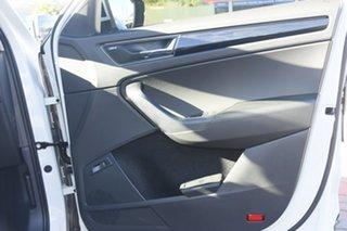 2021 Skoda Kodiaq NS MY21 132TSI DSG Moon White 7 Speed Sports Automatic Dual Clutch Wagon