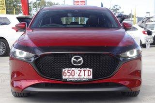 2020 Mazda 3 BP2HLA G25 SKYACTIV-Drive Astina Red 6 Speed Sports Automatic Hatchback
