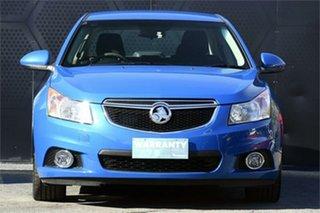 2013 Holden Cruze JH Series II MY13 Equipe Blue 6 Speed Sports Automatic Sedan.