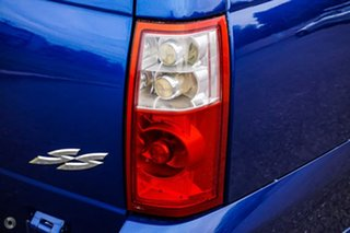 2005 Holden Ute VZ SS Blue 4 Speed Automatic Utility