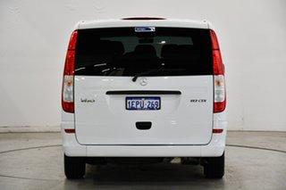 2014 Mercedes-Benz Vito 639 MY14 113CDI White 5 Speed Automatic Wagon