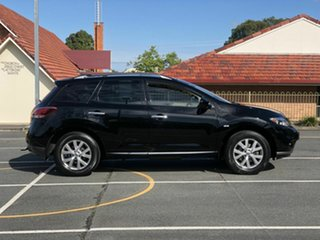 2012 Nissan Murano Z51 Series 3 TI Black 6 Speed Constant Variable Wagon.