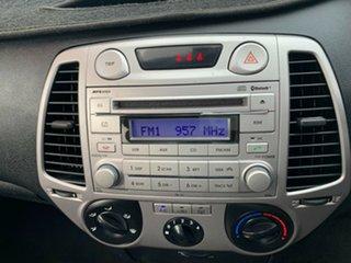 2011 Hyundai i20 PB MY11 Active Green 4 Speed Automatic Hatchback