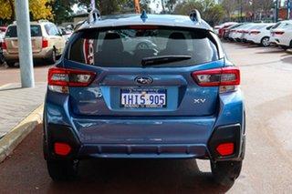 2021 Subaru XV G5X 2.0I Blue Constant Variable SUV.