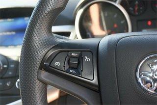 2013 Holden Cruze JH Series II MY13 Equipe Blue 6 Speed Sports Automatic Sedan