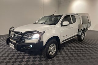 2018 Holden Colorado RG MY19 LS Space Cab Summit White 6 speed Automatic Cab Chassis.