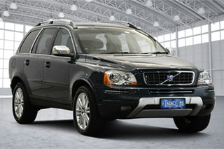 2009 Volvo XC90 P28 MY10 Executive Geartronic Steel Blue 6 Speed Sports Automatic Wagon.