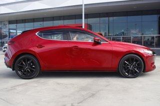 2020 Mazda 3 BP2HLA G25 SKYACTIV-Drive Astina Red 6 Speed Sports Automatic Hatchback.