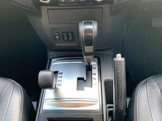 2016 Mitsubishi Pajero NX GLS White Sports Automatic Wagon