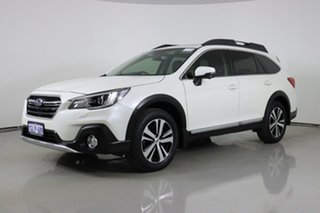 2018 Subaru Outback MY18 3.6R AWD Pearl White Continuous Variable Wagon.