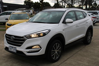 2016 Hyundai Tucson TL Active X 2WD White 6 Speed Manual Wagon.