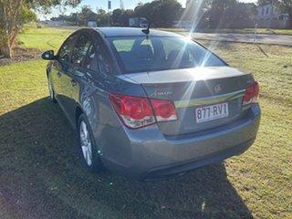 2011 Holden Cruze JH Series II MY11 SRi-V Gold 6 Speed Sports Automatic Sedan