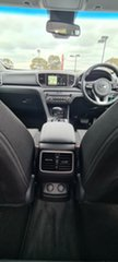 2021 Kia Sportage QL MY21 SX 2WD Sparkling Silver 6 Speed Sports Automatic Wagon