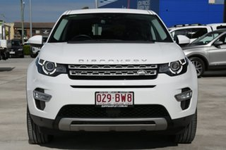 2017 Land Rover Discovery Sport L550 18MY SD4 HSE Luxury White 9 Speed Sports Automatic Wagon