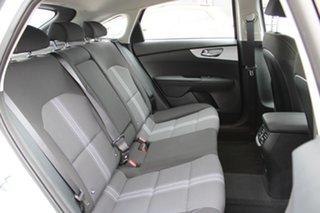 2021 Kia Cerato BD MY22 Sport Silky Silver 6 Speed Sports Automatic Hatchback