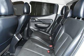 2020 Mitsubishi Triton MR MY20 GLS Double Cab White 6 Speed Sports Automatic Utility