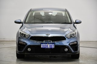 2020 Kia Cerato BD MY21 S Horizon Blue 6 Speed Sports Automatic Sedan.