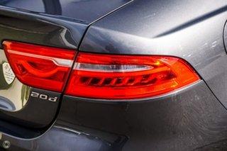 2016 Jaguar XE X760 MY16 20t Prestige Grey 8 Speed Sports Automatic Sedan