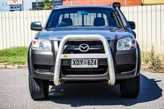 2007 Mazda BT-50 UNY0E3 DX+ Freestyle Silver 5 Speed Manual Utility