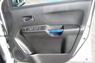 2021 Suzuki Ignis MF Series II GLX Pure White 1 Speed Constant Variable Hatchback