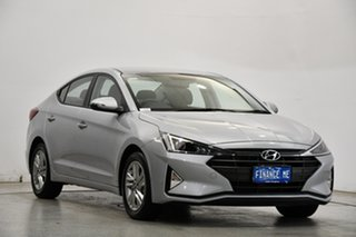 2020 Hyundai Elantra AD.2 MY20 Active Typhoon Silver 6 Speed Sports Automatic Sedan
