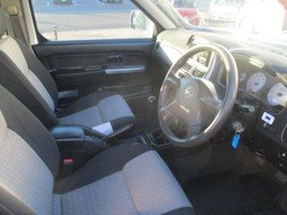 2011 Nissan Navara D22 Series 5 ST-R (4x4) Silver 5 Speed Manual Dual Cab Pick-up