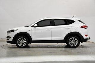 2016 Hyundai Tucson TL MY17 Active 2WD Polar White 6 Speed Sports Automatic Wagon.