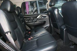 2016 Mitsubishi Pajero Sport QE MY17 Exceed Black 8 Speed Sports Automatic Wagon