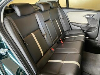 2014 Holden Calais VF MY15 V Green 6 Speed Automatic Sedan