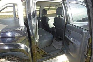2009 Holden Colorado RC MY09 LT-R Crew Cab Black 5 Speed Manual Utility